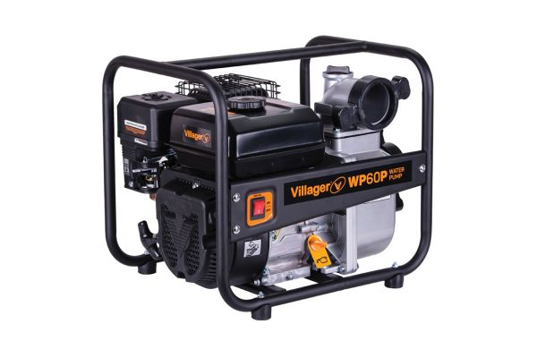 Engine-Powered pump WP 60 P