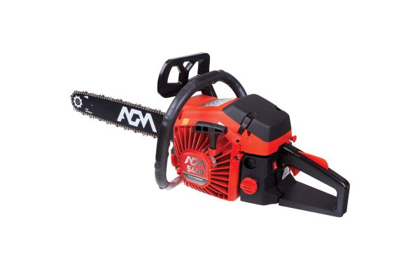 Engine powered chainsaw AGM 5400